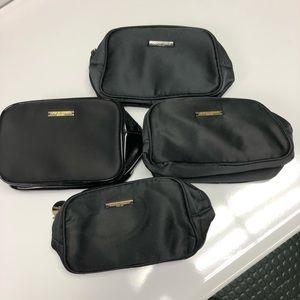4 Giorgio Armani Parfume Cosmetic Bags